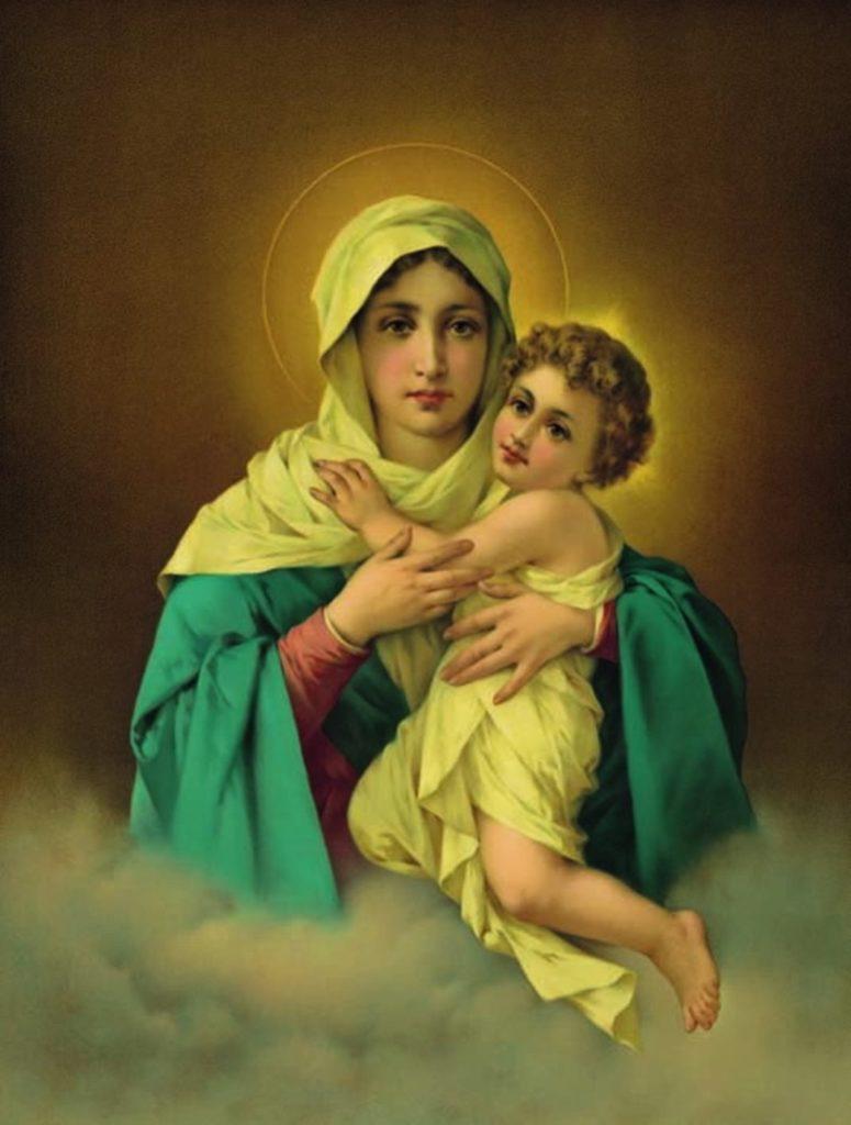 Pierwsza pielgrzymka Apostolatu Pielgrzymującej Matki Bożej do Sanktuarium MTA