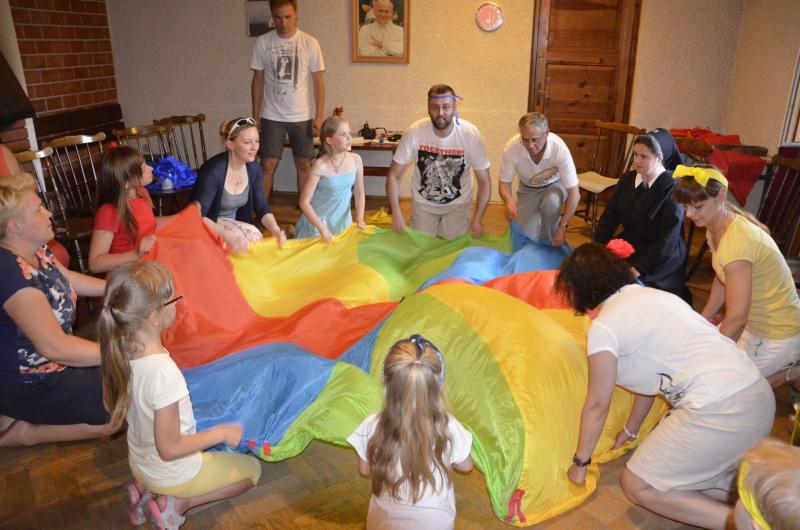 Galeria: Życie wspólnoty