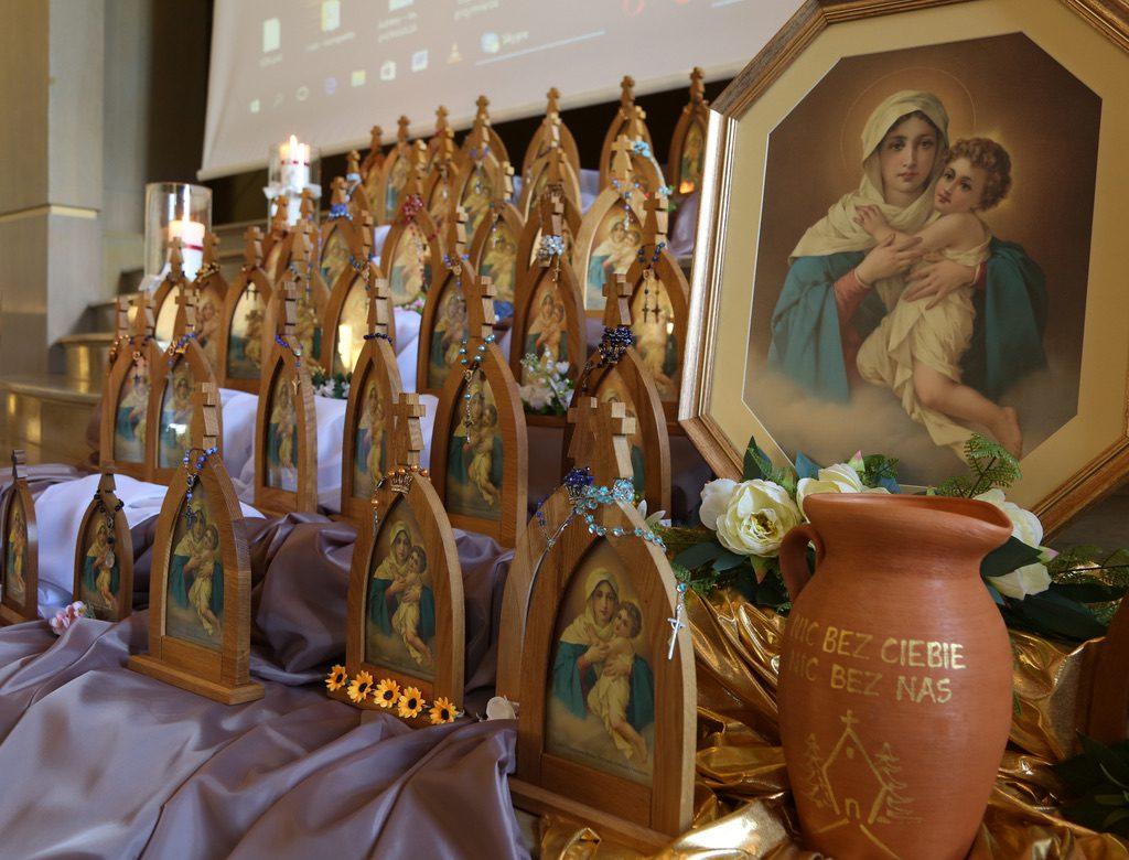 Echa ze świętowania 105-lecia zawarcia przymierza miłości z MTA przez Apostolat Pielgrzymującej Matki Bożej z Szensztatu