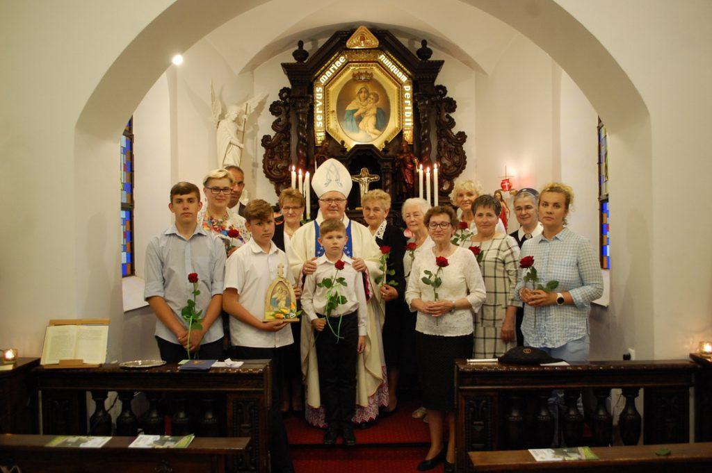 Rocznica poświęcenia Sanktuarium Przymierza