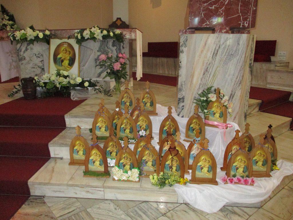 Pielgrzymka do Matki, która czeka w Sanktuarium na Winowskim Wzgórzu – wszyscy jesteśmy Jej dziećmi!
