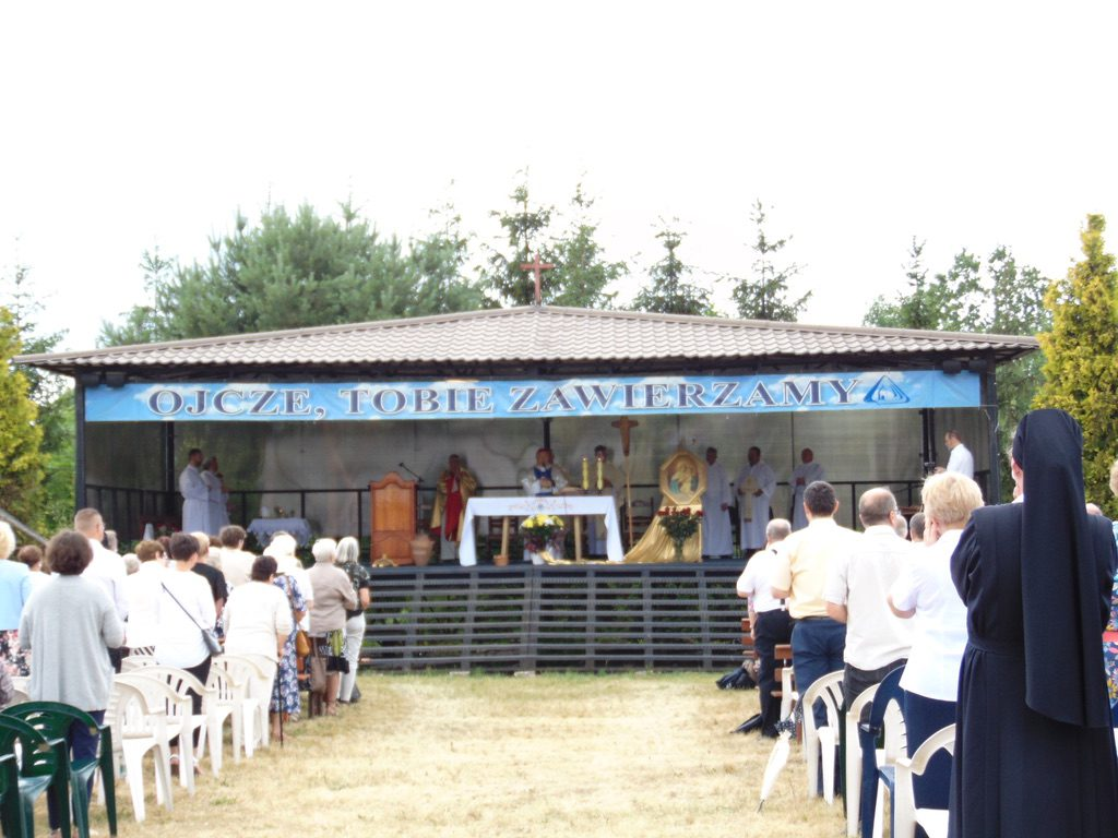 18 rocznica poświęcenia Sanktuarium Zawierzenia