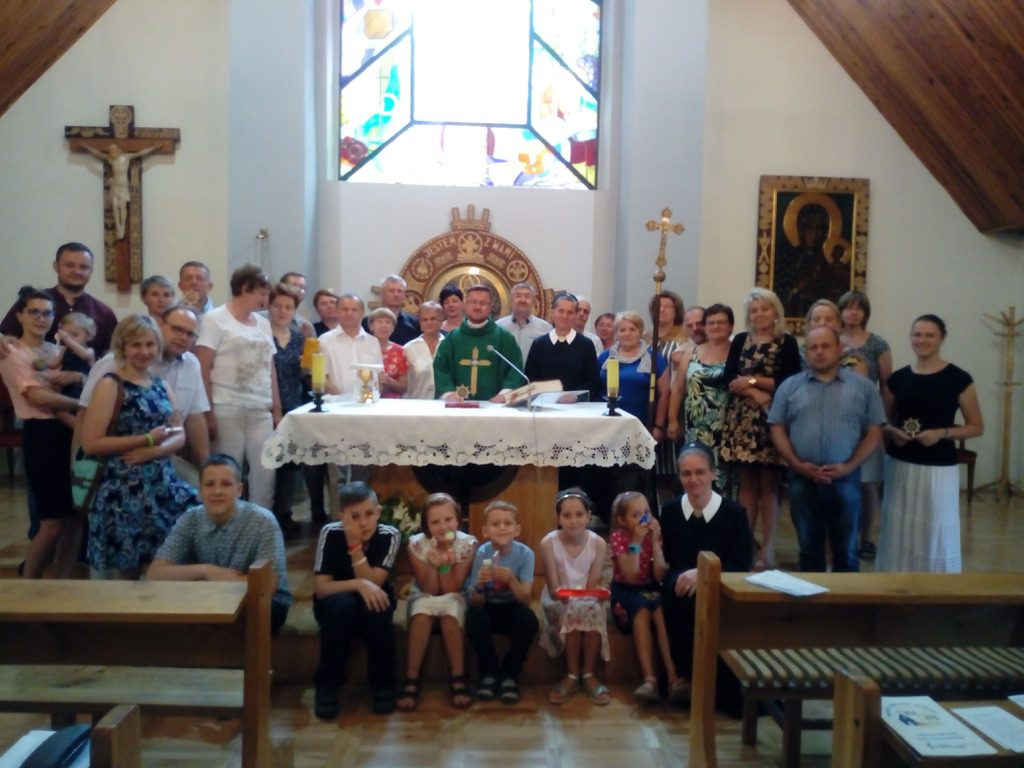 Rekolekcje Rodzin i Matek diecezji gliwickiej